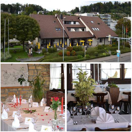 Landgasthof zum Zimmermann, Jona - see.portal724.ch